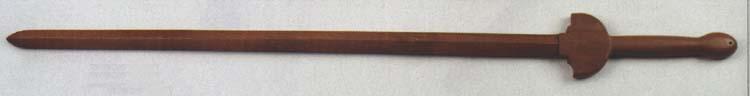 Holzschwert Tai-Chi